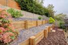 Tiered Landscaped Garden