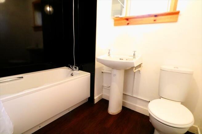 St johns house bathroom