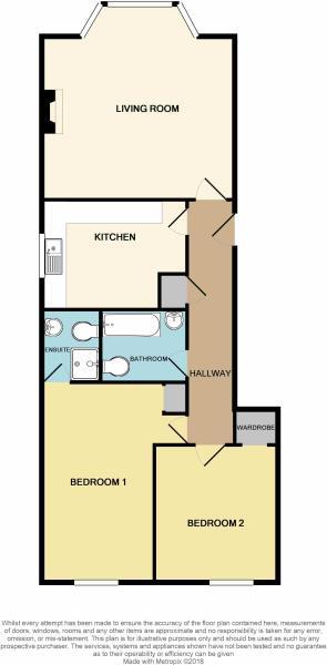 3 Stables Floor plan