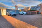 2nd left Garage, Driveway & Courtyard Area