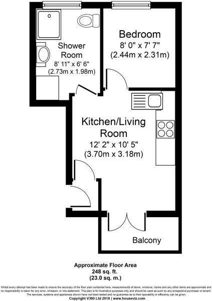 3TheTrinity floor plan