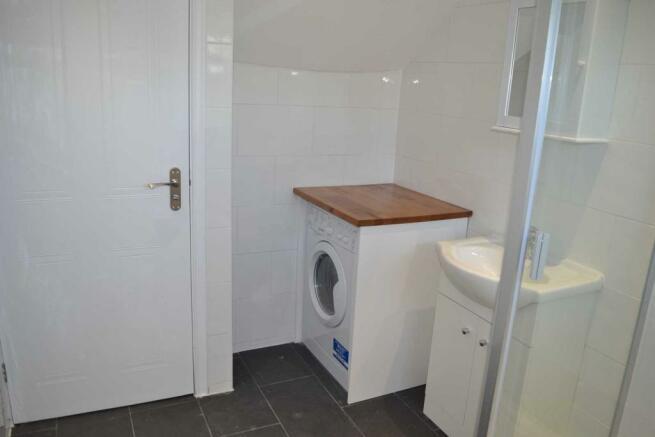 Shower Room / Utility