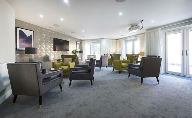 Homeowners Lounge