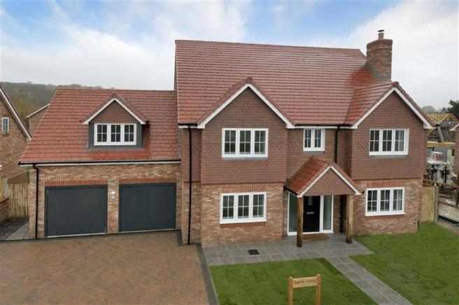 5 Bedroom Detached House For Sale In Plot 3 Berrywood
