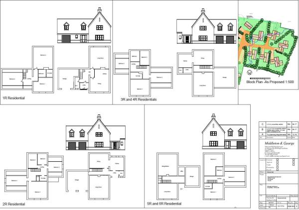Proposed resid...