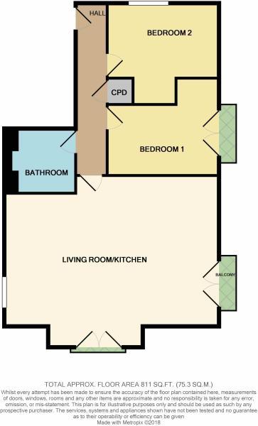 Plot 15, Apartmen...