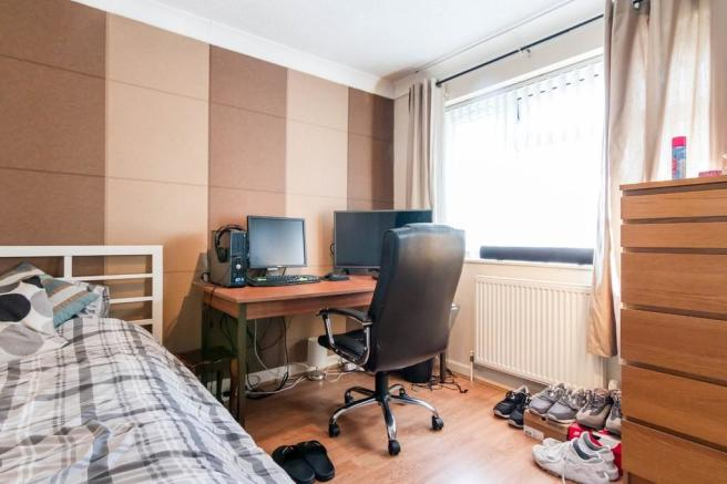 Bedroom Two (Rear...