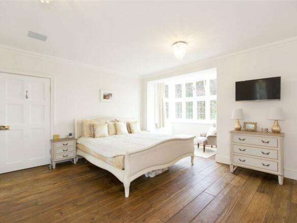 Six Double Bedrooms
