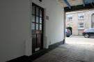 Front door and vi...