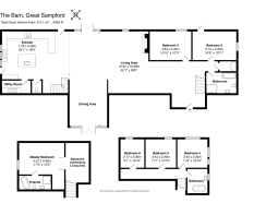 Floorplan The Barn, Great Sampford.pdf