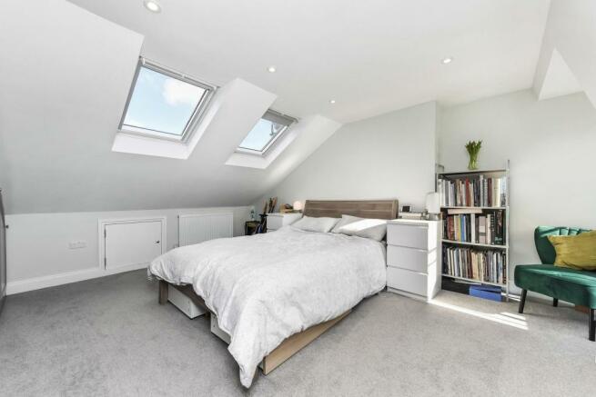 Master Bedroom Alt. Angle