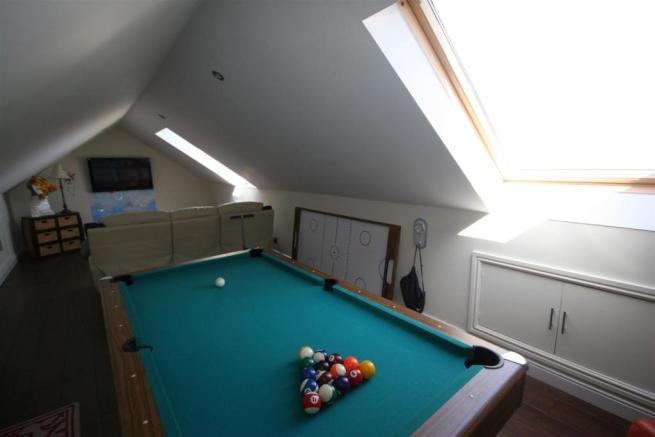 Pool Room / Bedroom 4