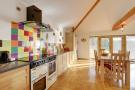 Kitchen/dining ar...