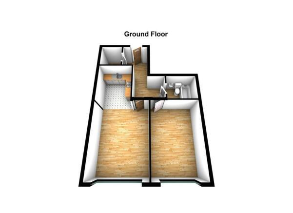 Alexandra tower - 3D floorplan