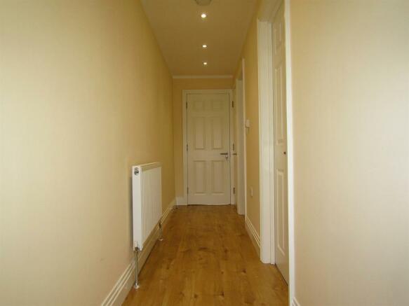 Typical Entrance hallway