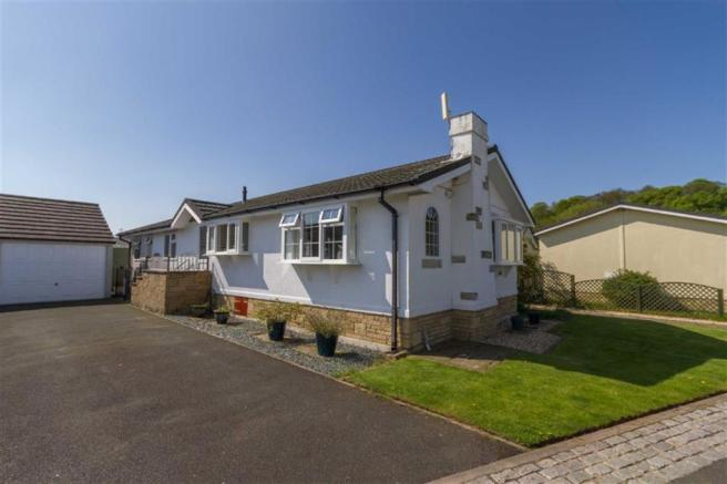 2 bedroom park home for sale in Bridgend Park, Wooler