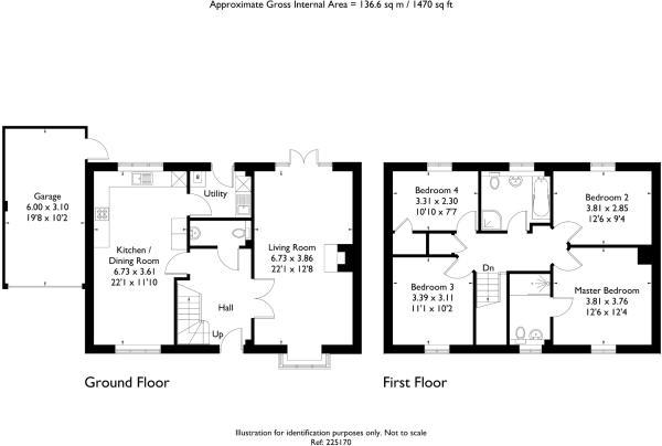 Plot 3 - Floor Plan