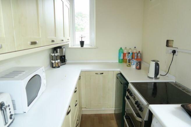 Kitchen First ...