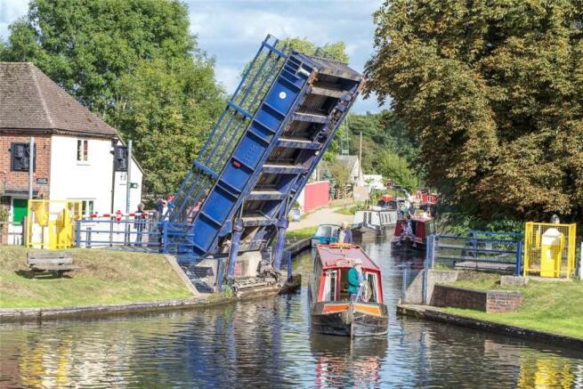 Padworth & Canal