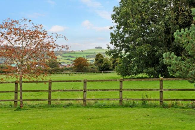 Far Reaching Countryside Views