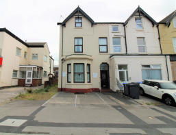 Photo of  Park Road,  Blackpool, FY1