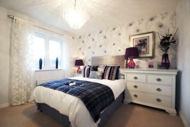 Banchory Bedroom