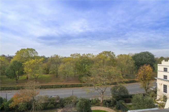 View Of Regents Park