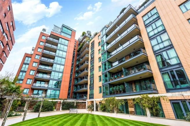 1 Bedroom Apartment For Sale In Pavilion Apartments 34 St Johns - The-pavilion-apartments-st-johns-wood-road