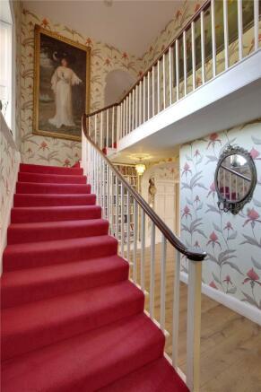 Impressive Staircase