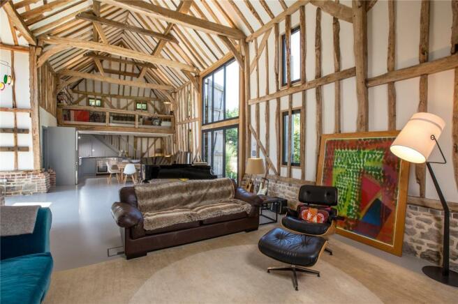Barn Sitting Room