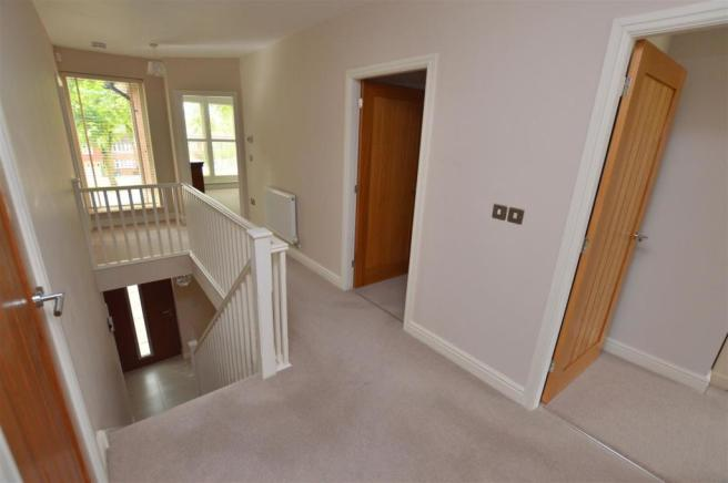 Featured Spacious First Floor Landing