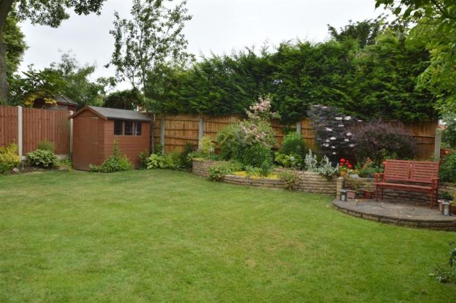 Private Enclosed Rear Garden