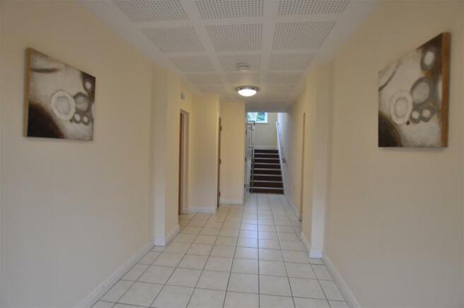 Secure Communal Entrance Hall