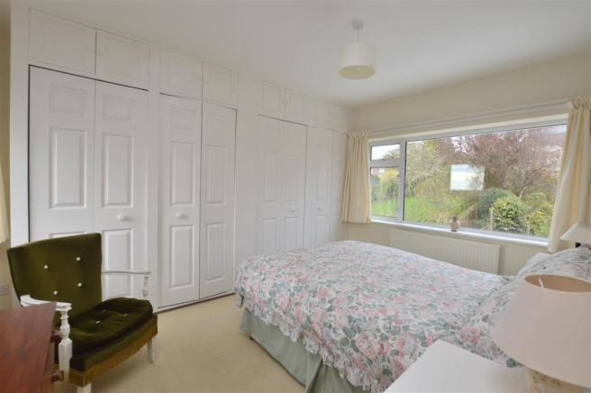 Dual-Aspect Double Bedroom Two
