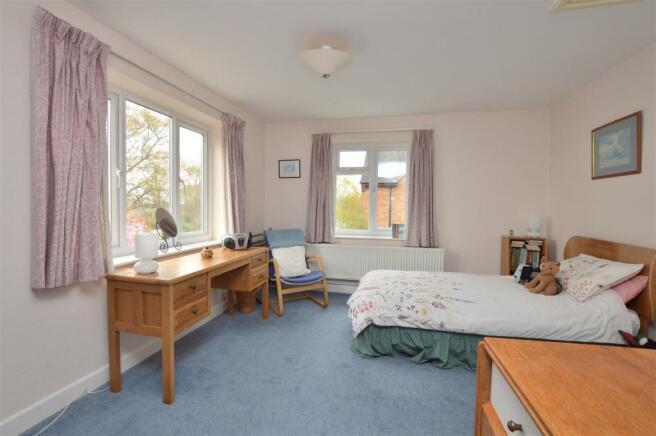 Dual-Aspect Double Bedroom Three