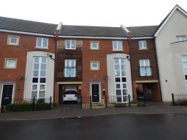 Photo of Southwold Crescent, Broughton, Milton Keynes, Bucks, MK10