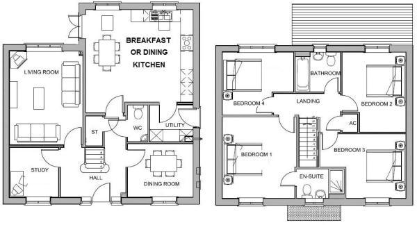 Floor plan - Ground & First Floor B3627.jpg