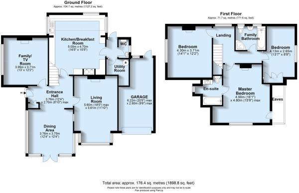 Floor Plan - 1 Rother Rd, Seaford.JPG