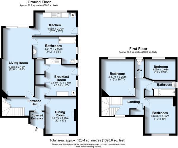 Floor Plan - 21 Kedale Rd, Seaford.JPG