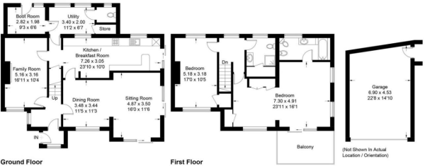 floor plan Downs Cottage.png