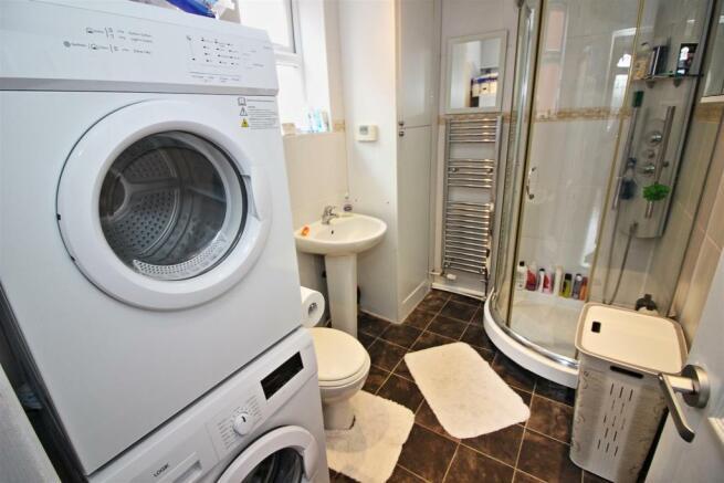 Ground Floor Shower Room/Utility