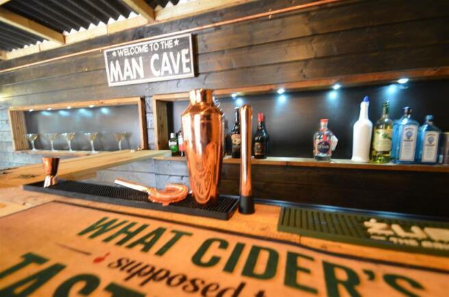 Man Cave/Bar