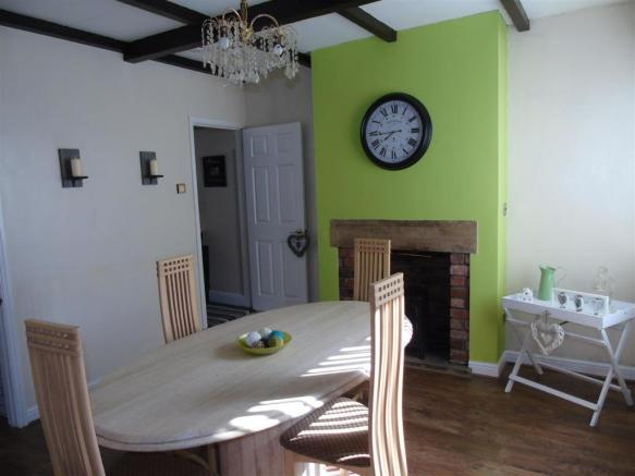 Reception Room Two (Dining Room)
