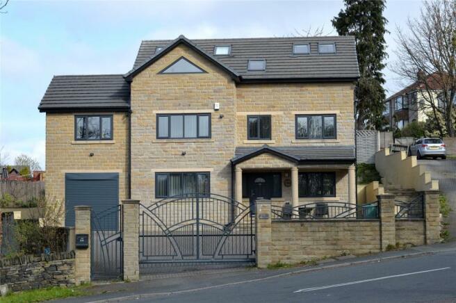 Astonishing 5 Bedroom Detached House For Sale In Lister Lane Bradford Home Interior And Landscaping Oversignezvosmurscom