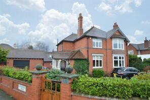 Photo of Priory House, 2 Woodfield Road, Shrewsbury SY3 8HZ