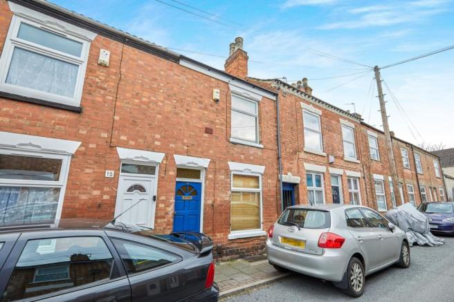 2 Bedroom Terraced House To Rent In Russell Street Loughborough Le11