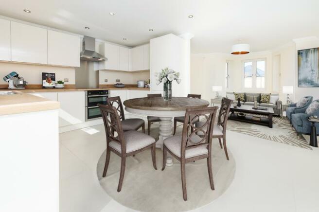 Kitchen/Diner/Family