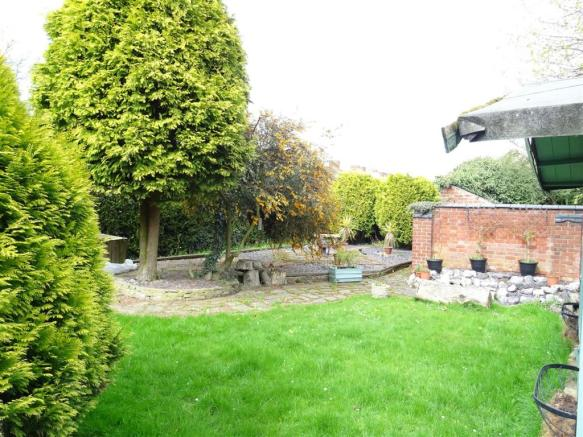 Large Private Walled Garden