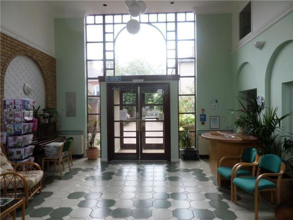Main Entrance (Main)