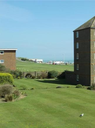 Sea Views from the Communal Gardens